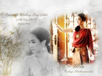 Min peechaya::Photoshop Wedding Dress 2013