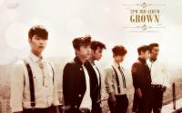 2PM GROWN 3RD ALBUM COMEBACK 3