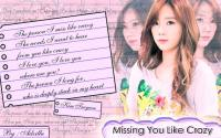 Taeyeon :: Missing You Like Crazy