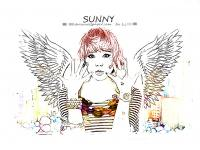 Sunny drawing