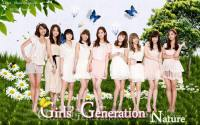 Girls' Generation Nature