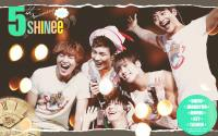 SHINee :: 5th Anniversary