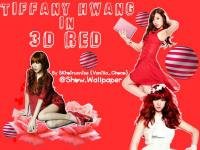 Tiffany Hwang In 3D RED