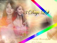 Snsd Yoona 3 Days Left Birthday