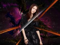 Snsd Yoona in 3d World