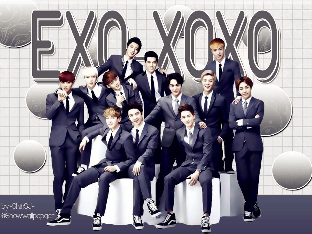 Exo Xoxo Photoshoot Wallpaper By Shinsj
