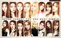 After School The 6th Album Maxi Single Ver.2