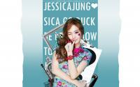 SNSD ♥ Jessica @  Baby - G [Kiss me Baby - G]