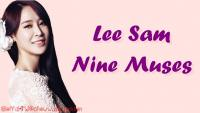 Lee Sam (Nine Muses)