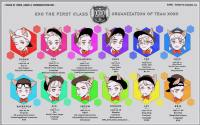 EXO ♥ XOXO Cartoon # 1