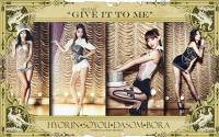 ••Sistar:Give it to me••