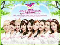 SNSD ♥ World Tour Girls & Peace Concert in Seoul