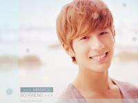 Minwoo :: On and On MV screencap