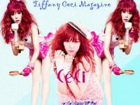 Ceci Magazine Red Hair Tiffany