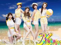 KARA_IN BEACH♥