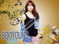 Snsd Sooyoung Brown