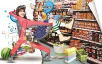 ••Juniel @Grocery Store••