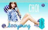 ~♥~ Choi Sooyoung Blue ~♥~