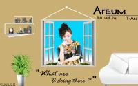 Areum T-Ara ( sub unit N4 ) :: What are u doing there ?