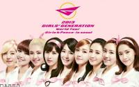 SNSD Girls and peace world tour in seoul