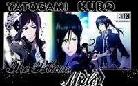 K_The Black Male_Yatogami Kuro ♥