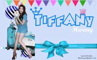 ~♥~ Tiffany Hwang Blue ~♥~