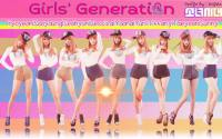 SNSD I Got A Boy with Reflection