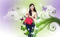 ♥♥ Tiffany : Butterfly Nature ♥♥