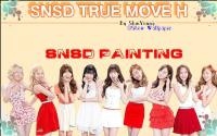 SNSD True Move | Painting