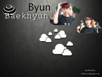 :: Byun Baekhyun Black and White ::