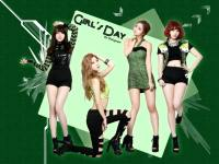 Girl's Day Green !!