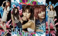 ••4minute:Like Water?••