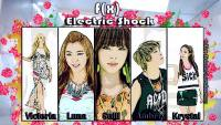 f(x) Electric Shock Wallpaper