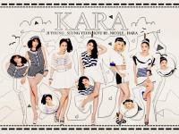 KARA:thank u Summer:single album japanase