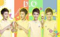D.O EXO for The Face Shop