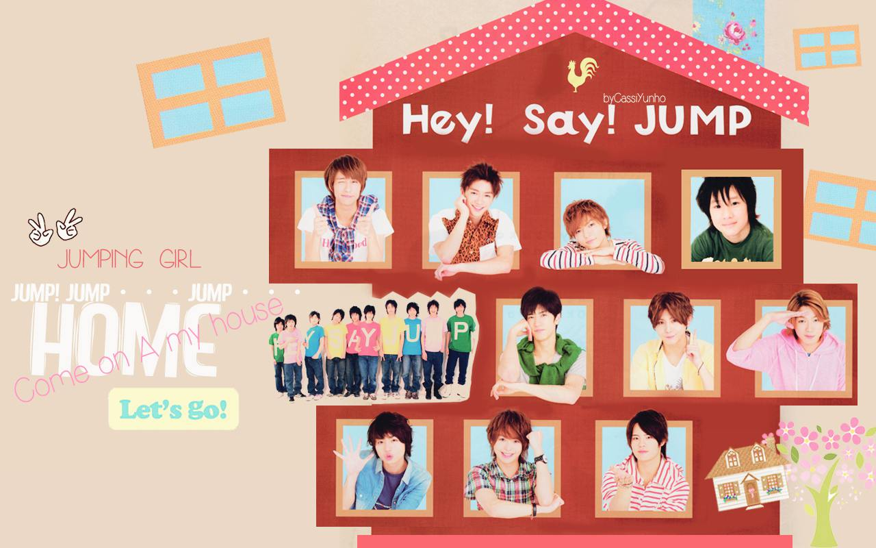 Hey Say Jump Come on a my
