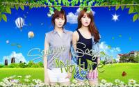 Sooyoung-Seohyun IN NATURE