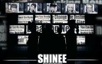 SHINee : Breaking News [newspaper]