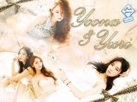 Yoona &Yuri @ Hight Cut