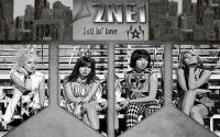 2ne1 Fall In love - Cartoonized