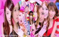 SNSD In Disk Wall :)