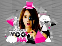 Yoona:snsd:For SK LTE:(theme: who is it)