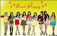 SNSD Happy
