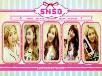 "SNSD:5:For""HAIR COUTURE Present"""