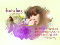 Snsd jessica The Dark Rose
