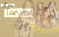 Taeyeon -I Love You-