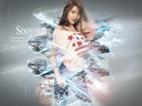 Snsd Sooyoung abstract
