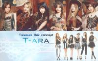 T-ara - Treasure Box concept