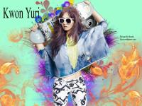 Snsd Yuri Hip Hop Girls!