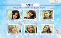 ::SNSD For Hair Conture::